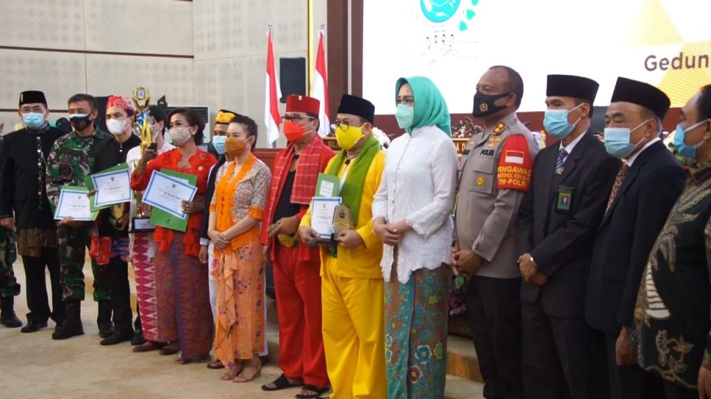 HUT ke-12 Tangsel, Airin Fokus Benahi Perekonomian dan Kesehatan di Tengah Pandemi