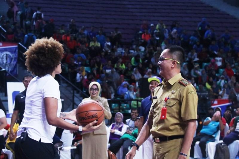 NBA Hadirkan Kembali Akademi Pelatih Jr NBA untuk Dukung Guru Olahraga Indonesia