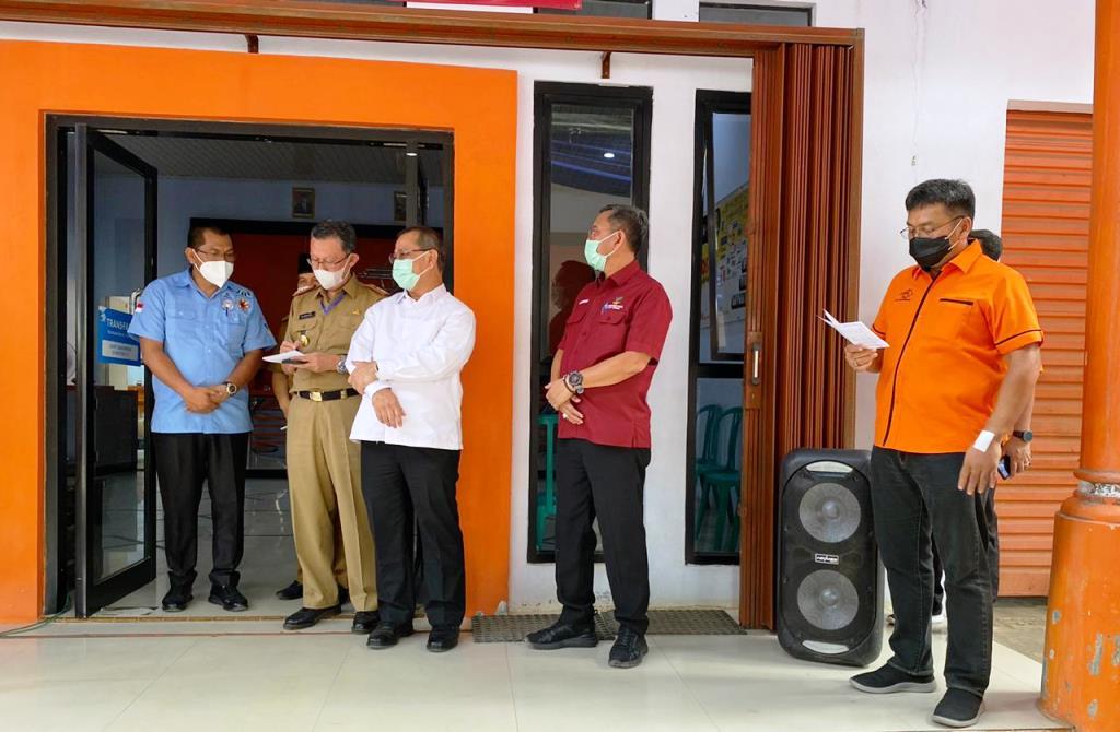 Kemensos Salurkan BST kepada KPM di Lampung Tengah Senilai Lebih dari Rp250 Juta