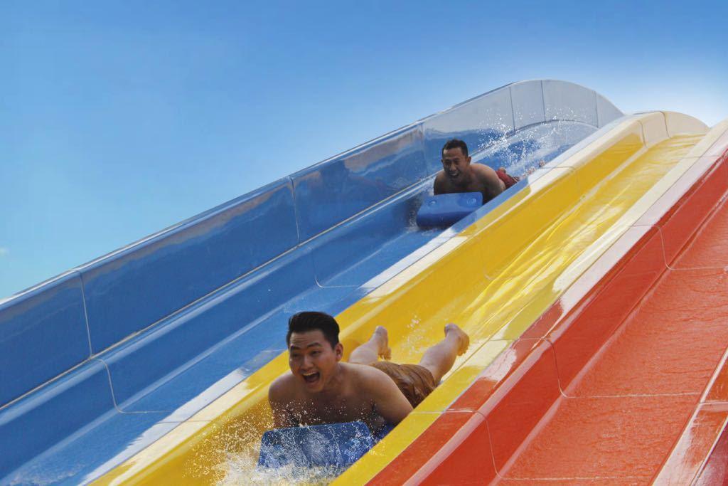 Wahana Baru di Atlantis Water Adventure, Lebih Menantang!