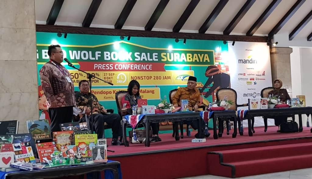 BBW 2018, Kembali Tawarkan Buku Berkualitas dengan Diskon Besar