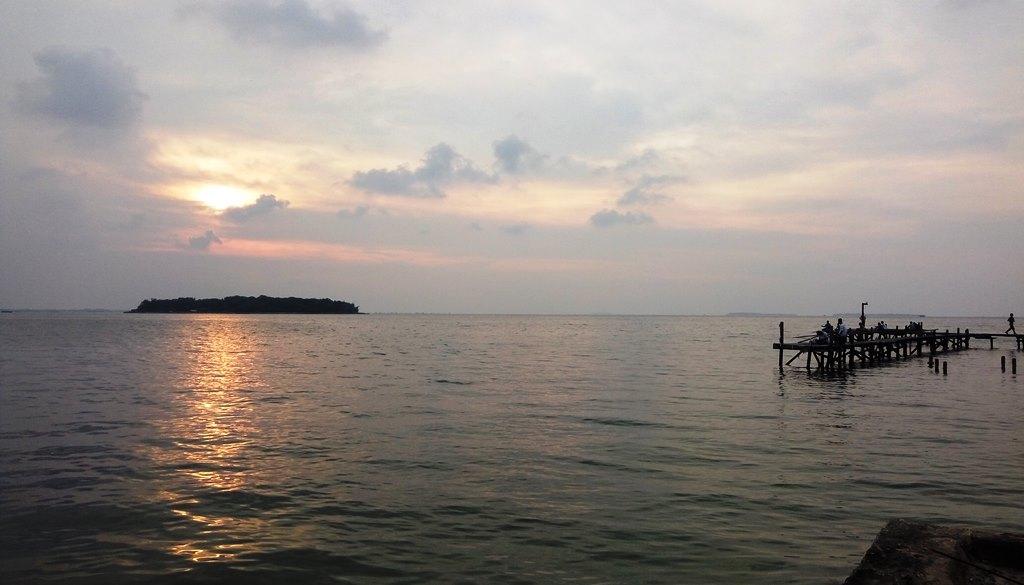 Melirik Wajah Baru Pulau Bidadari