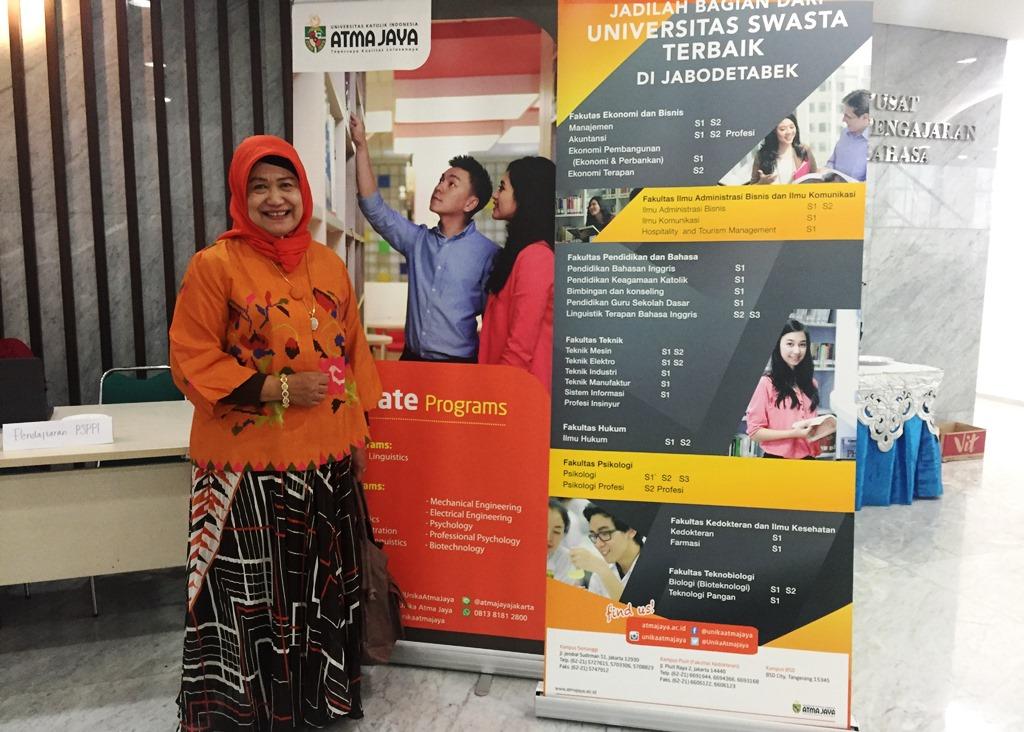 Fakultas Teknik Atma Jaya Luncurkan Program Profesi Insinyur