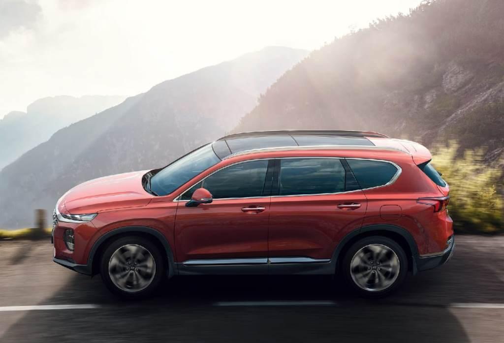 Apa Saja Keunggulan All New Hyundai Santa Fe?