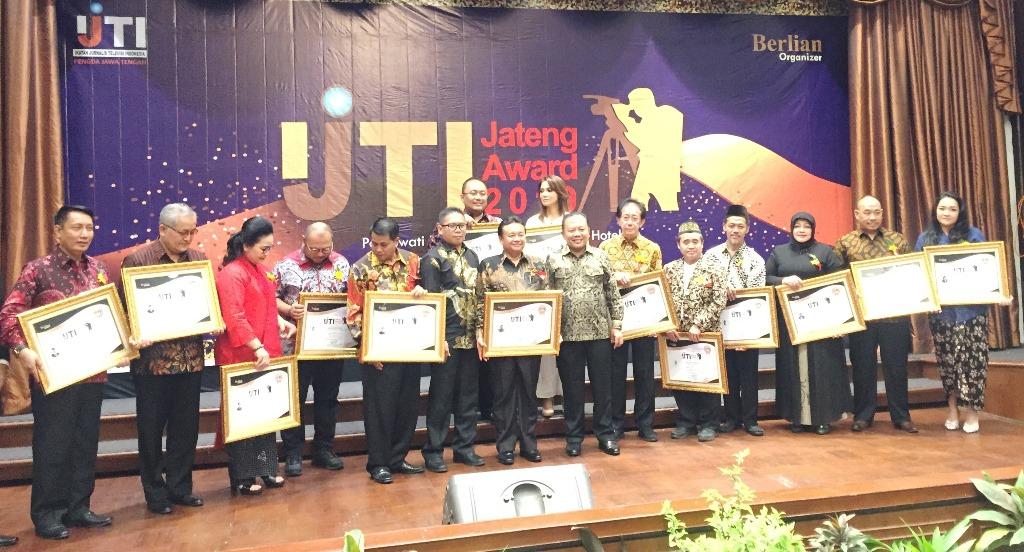 Raih IJTI Jateng Awards, Direktur Sido Muncul Dipuji Inspiratif