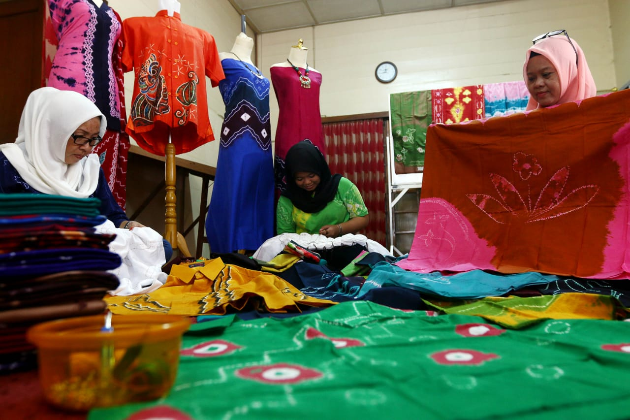 Perempuan Penggerak Roda Ekonomi Bangsa