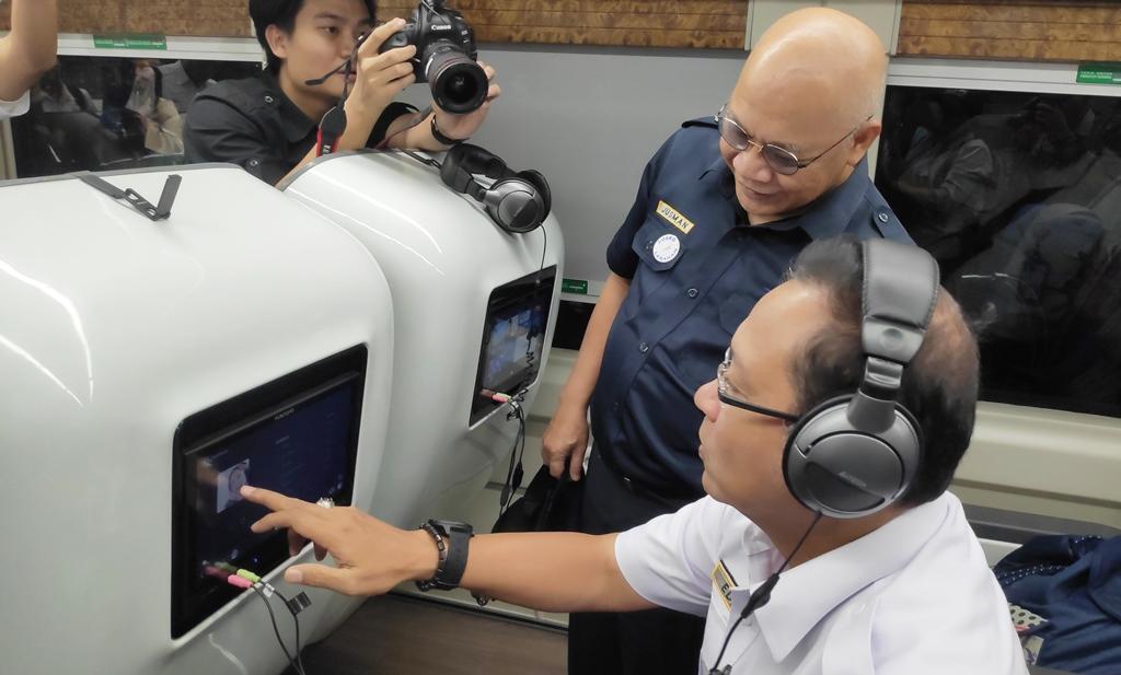 Resmi Beroperasi, Kereta Luxury 2 Berlakukan Harga Promo