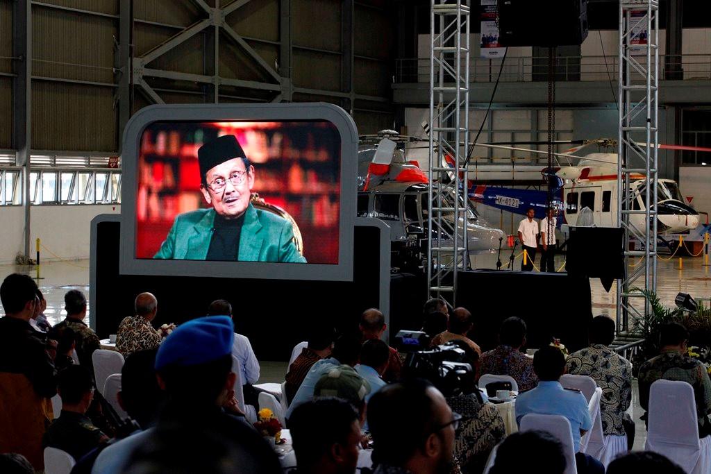 Awarding Day, Warnai Puncak Perayaan HUT ke-42 PT Dirgantara Indonesia