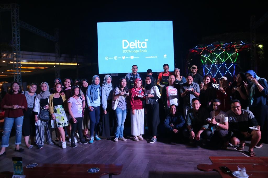 Delta FM Hadirkan Program Memasak Pertama di Radio
