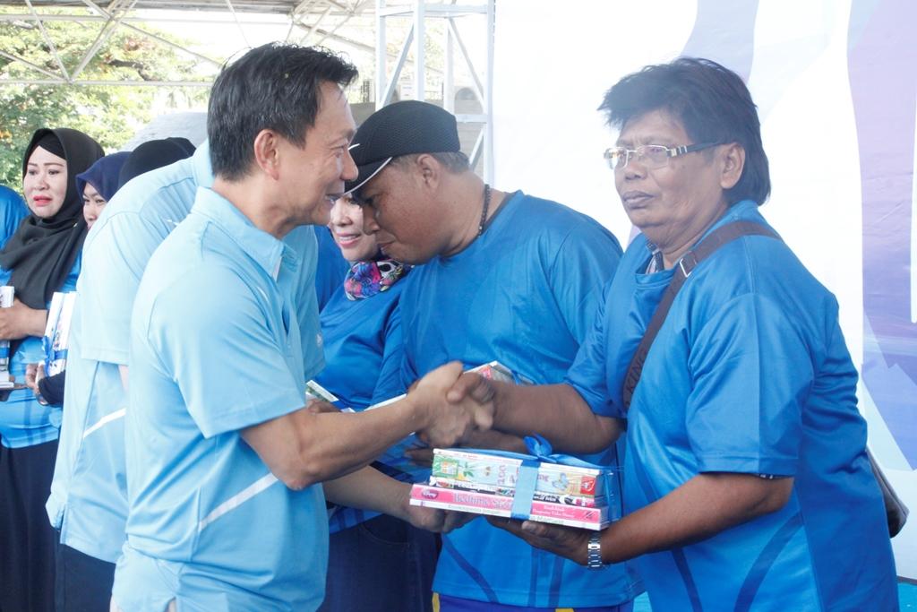 Yasin Limpo: Perayaan Ultah BCA Tidak Meninggalkan Rakyat