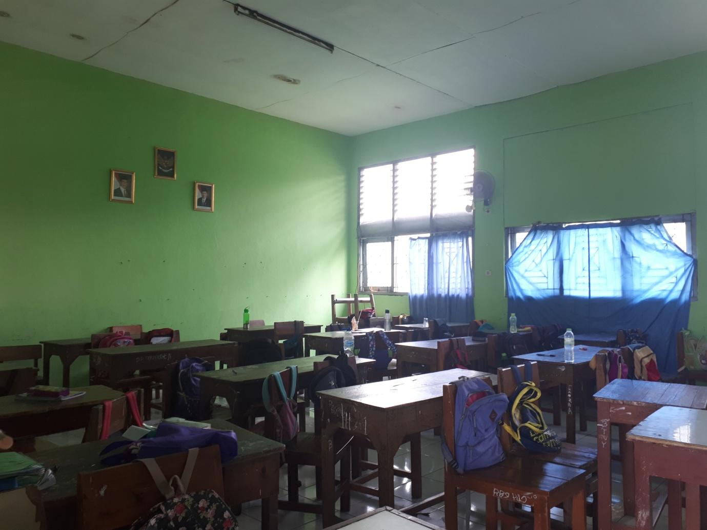 Tuai Apresiasi, #ShareforEdu Tahun Depan Diharapkan Merenovasi Sekolah