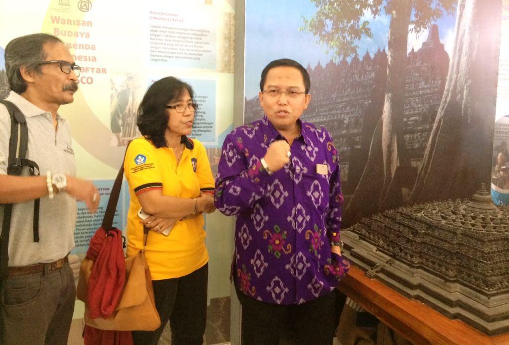 Menelusuri Jejak Warisan Budaya di Pekan Budaya Indonesia III