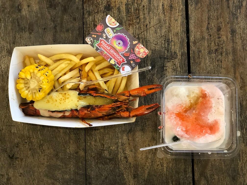 Pasar Senggol 2019 Hadirkan Ratusan Menu Kuliner dan Hiburan