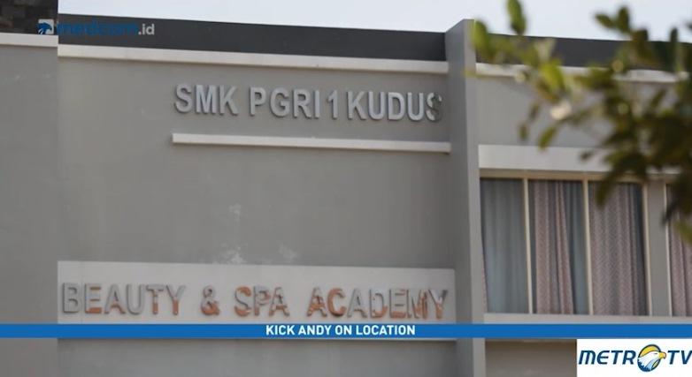 SMK PGRI 1 Kudus Sarana dan Fasilitas Lengkap