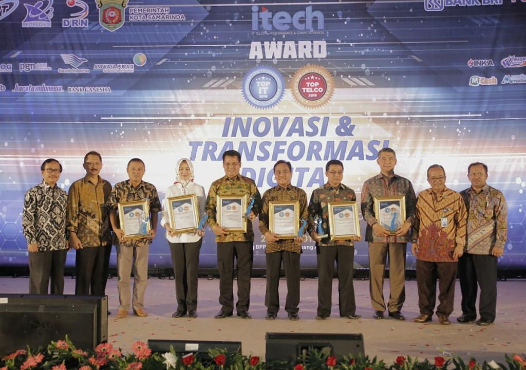 Selamat! Tangsel Masuk 3 Besar Kota Predikat Baik se-Indonesia