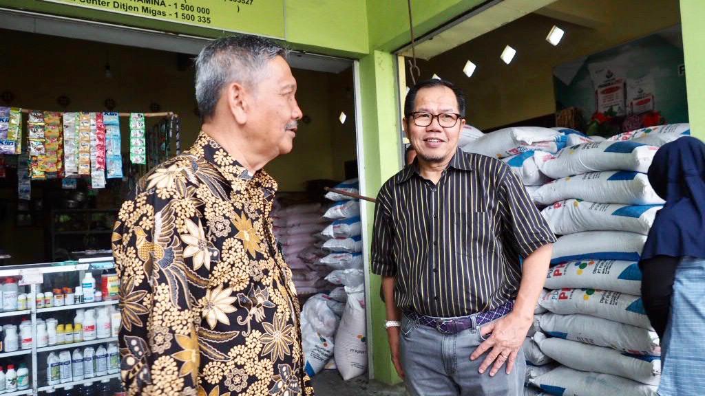 KUD Tani Jaya Jadi Contoh Koperasi yang Peroleh Permodalan LPDB-KUMKM