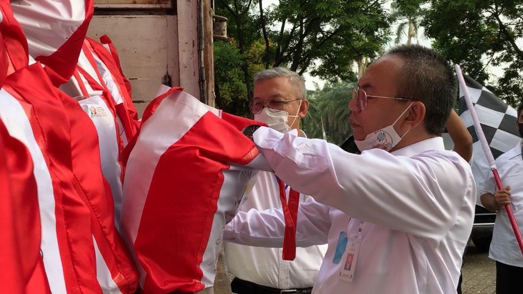 Bansos Sembako Sasar Ribuan Lansia Terdampak Covid-19 di 5 Provinsi