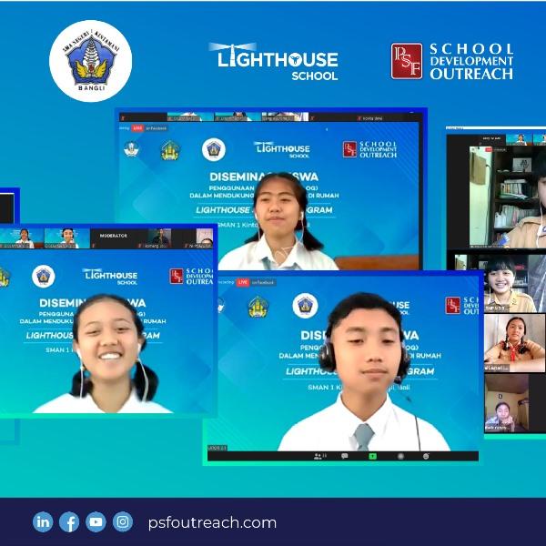 SMAN 1 Kintamani, Memetik Cahaya dari Lighthouse School Program Tahun Kedua