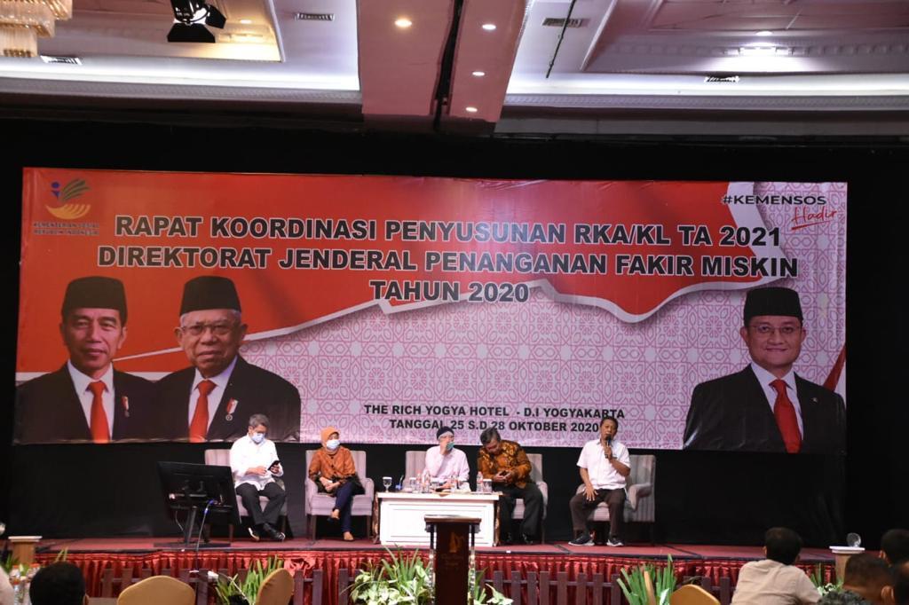 Sukseskan PEN, Ditjen PFM Gelar Rapat Koordinasi Penyusunan RKA/KL TA 2021