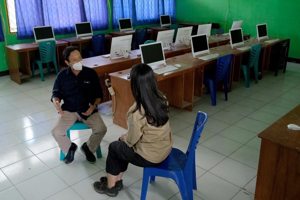 Tahun Ini, 159 Lokasi di Sumbawa Terjangkau Akses Internet BAKTI