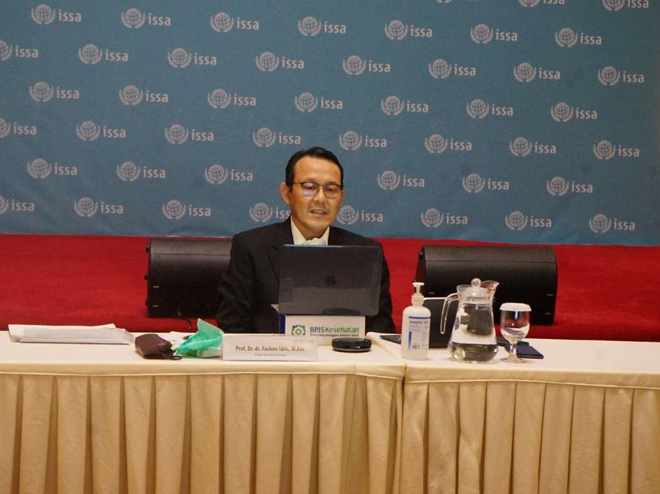 Pimpin Forum Internasional, BPJS Kesehatan Ungkap Aksi Tangani Covid-19