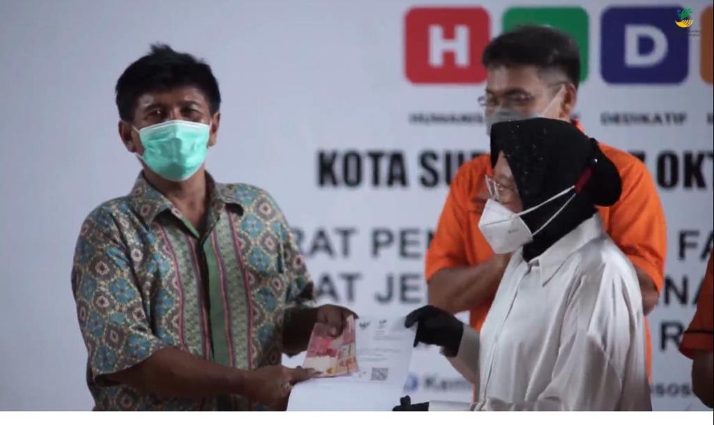 Sukseskan Bantuan Sosial Tunai 2021, Pos Indonesia Kerahkan 21 Ribu Pegawai