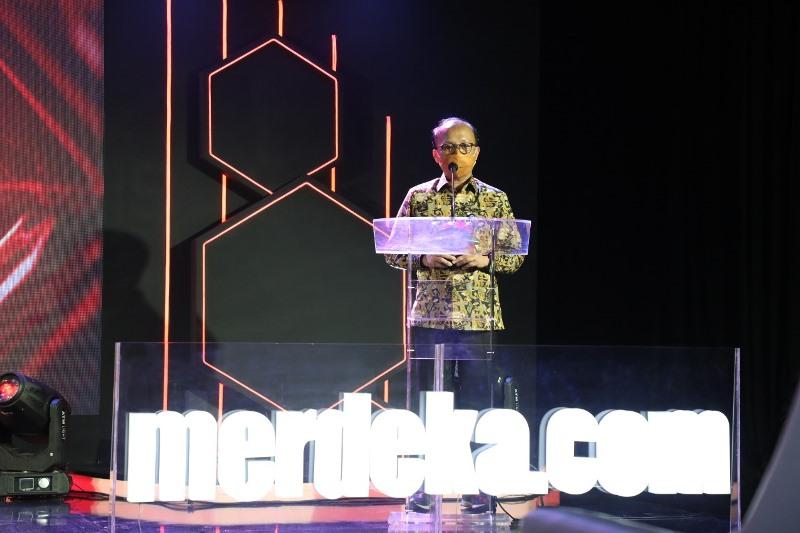Program Mang Covid Antarkan Kemenaker Raih Penghargaan Merdeka Award