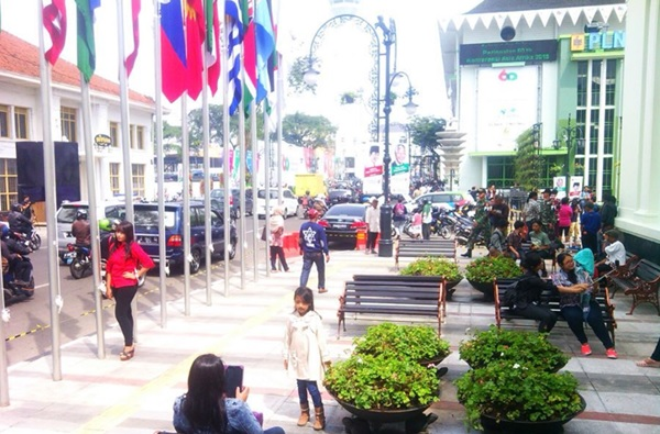 4 Tempat <i>Instagramable</i> di Bandung dengan Konsep <i>Historical Vintage</i>