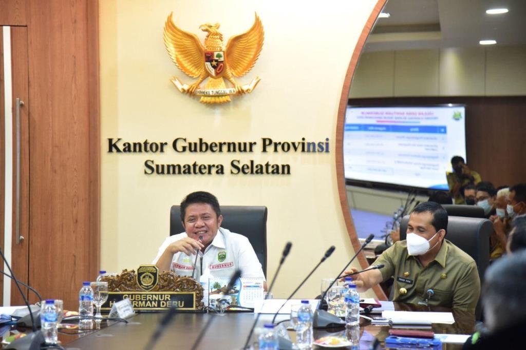 Herman Deru Dukung Lubuklinggau Jadi Kota Niaga dan Pariwisata