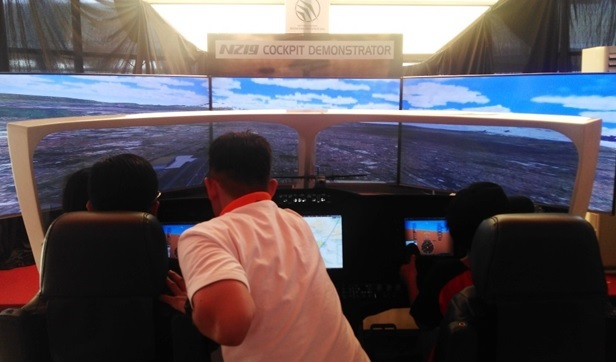 Peringati HUT ke-42, PT DI Selenggarakan Festival Dirgantara Indonesia