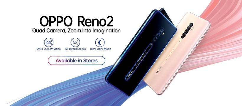 Pioneer Baru Di Dunia Videografi, OPPO Reno2 Handal Dalam Hasilkan Video Sangat Stabil