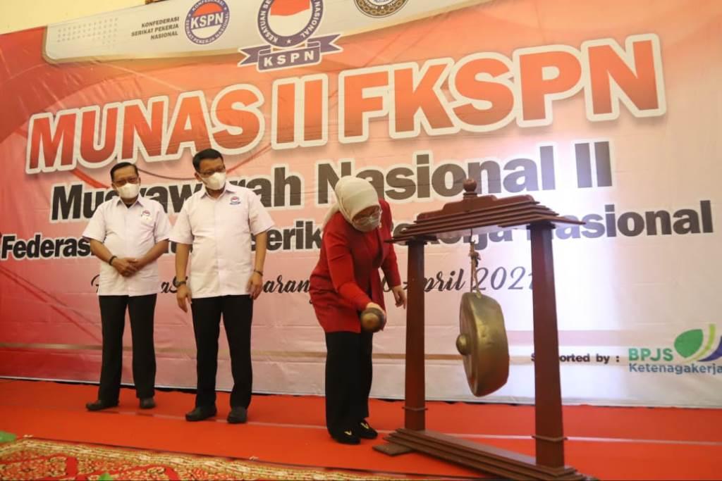 Serikat Buruh Diimbau Perkuat Dialog Ketenagakerjaan