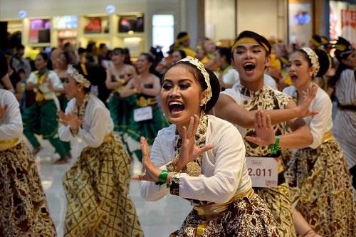 Indonesia Menari 2018
