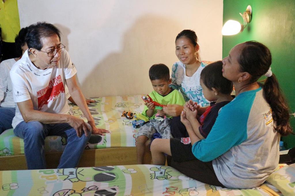 Peduli Anak Penderita Kanker, Sido Muncul Donasi Rp350 Juta