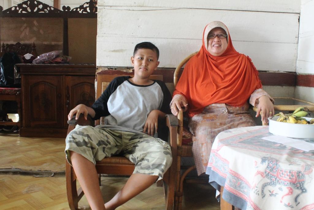 Anak di Lampung Tempuh Puluhan Kilometer demi Mendapatkan Buku Bacaan