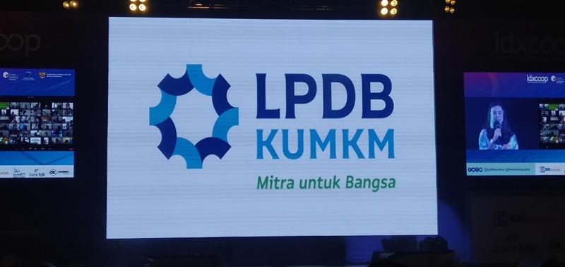 Resmi Diluncurkan, Logo Baru LPDB-KUMKM Simbol Tonggak Baru Kebangkitan Ekonomi