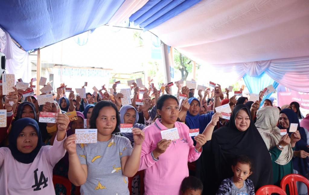 Kemensos Perkenalkan Sembako Murah di Makassar