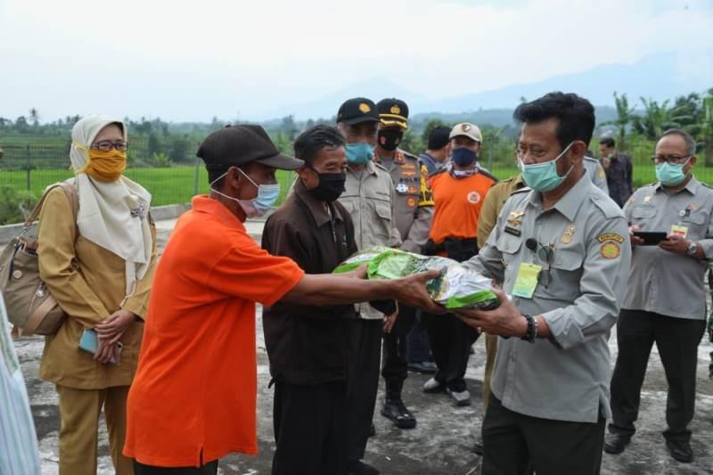 Tiga Agenda Kementan Perbaiki Lahan Pertanian Terdampak Banjir