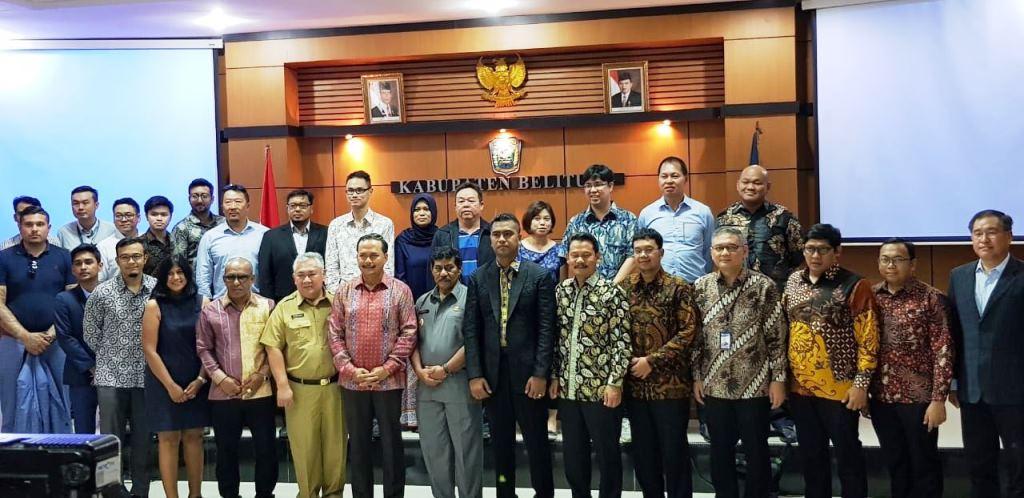 Misi Bisnis ke Belitung Hasilkan Investasi Senilai Rp7,4 Triliun