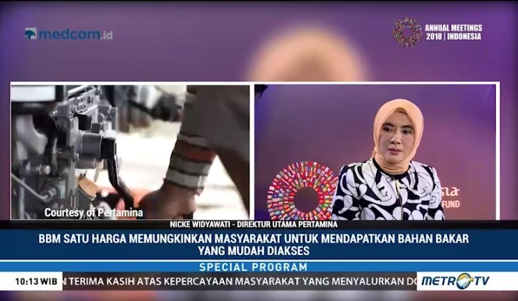 BBM Satu Harga Jangkau 55 Lokasi se-Indonesia