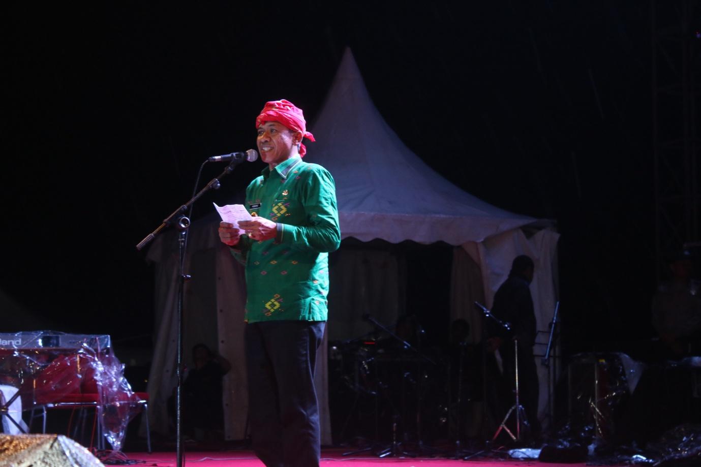 Pekan Budaya Indonesia III dan Palu Nomoni Resmi Dibuka
