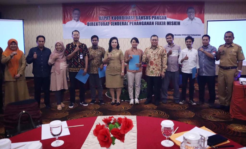 Dirjen PFM Minta Pendamping Sosial Dorong KPM Graduasi