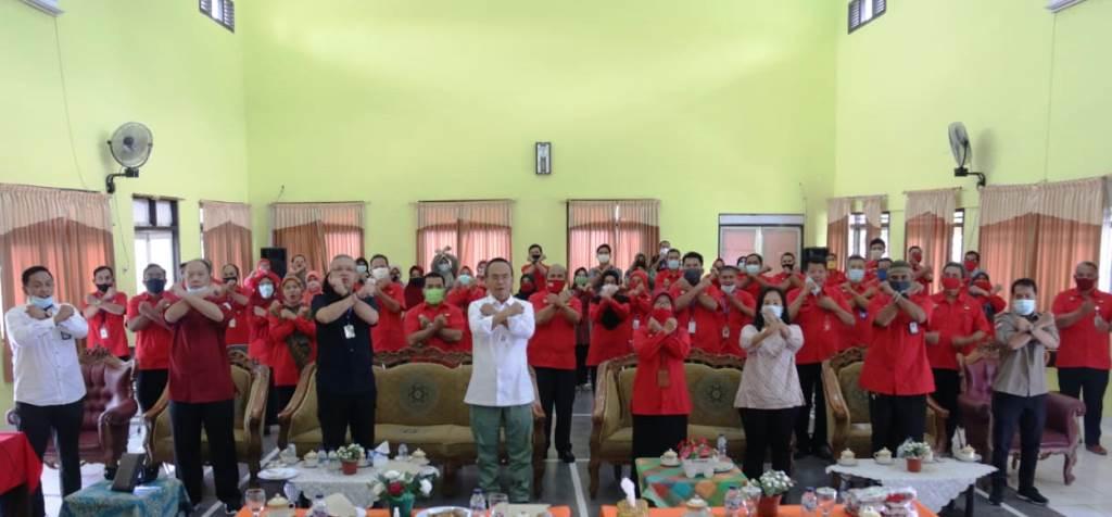 Memasuki <i>New Normal</i>, Dirjen Rehsos Kemensos Minta Balai Akselerasi Pelayanan