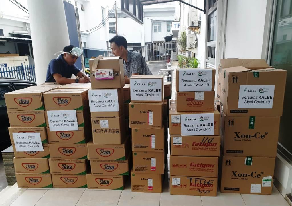 Kalbe Siapkan Bantuan Rp25 Miliar Hadapi Wabah Virus Korona