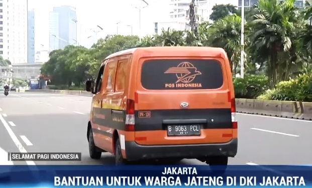 Pemprov Jateng Bagikan Sembako untuk Warganya yang Berdomisili di Jakarta dan Bekasi