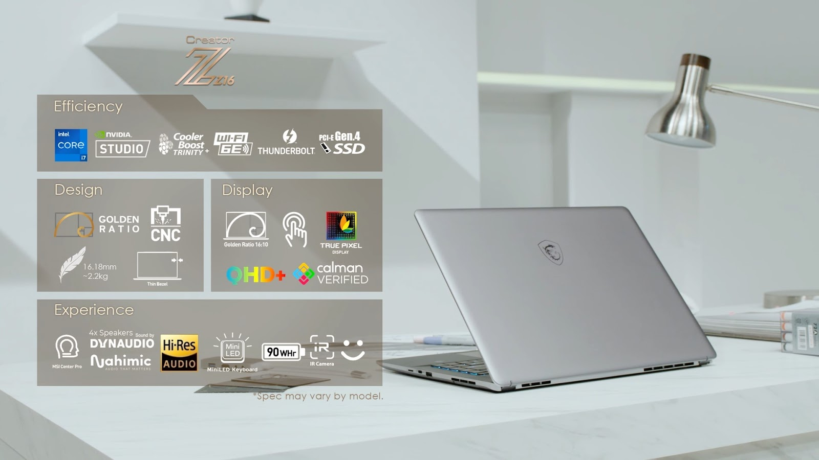 MSI Luncurkan Laptop Seri Creator dan Gaming di Acara Virtual MSIology: Tech meets Aesthetic