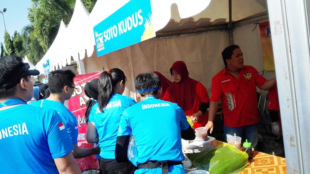 Tiket.com Kudus Relay Marathon 2018 Sukses Digelar