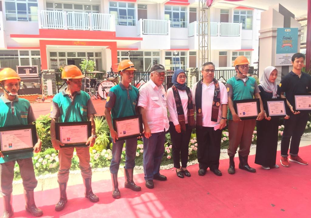 Kementerian PUPR Menjawab Tantangan Kebersihan Lingkungan