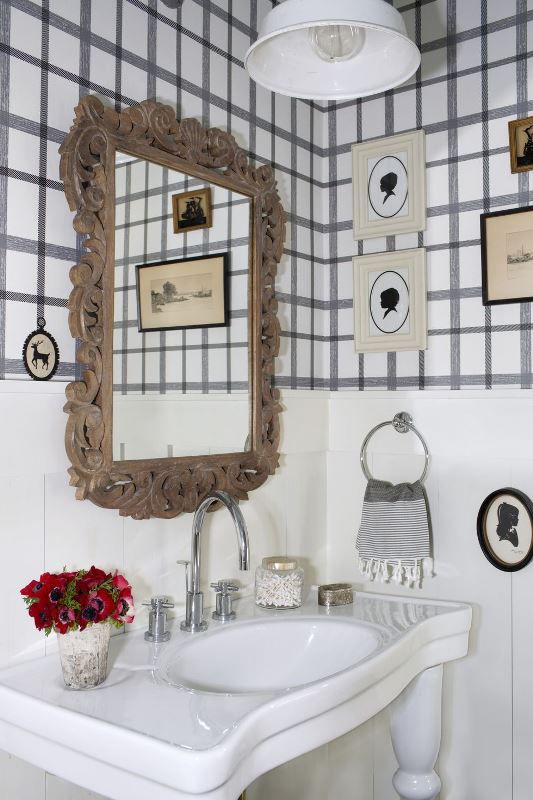 10 Pilihan Wallpaper untuk Mempercantik Kamar Mandi