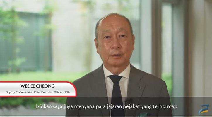 Puji Kepemimpinan Jokowi, UOB Optimistis Ekonomi RI Bangkit 2022